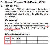 PIC16F1459 - zapis/odczyt do FLASH (HEF , MikroC)[rozwiazany]