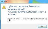 Część programów przestała działać - nie mają dostępu do folderów