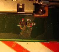 Toshiba L300 - Bez oznak życia.