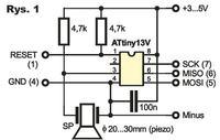 ATtiny13V - czym się różni od ATtiny13-20PU ??