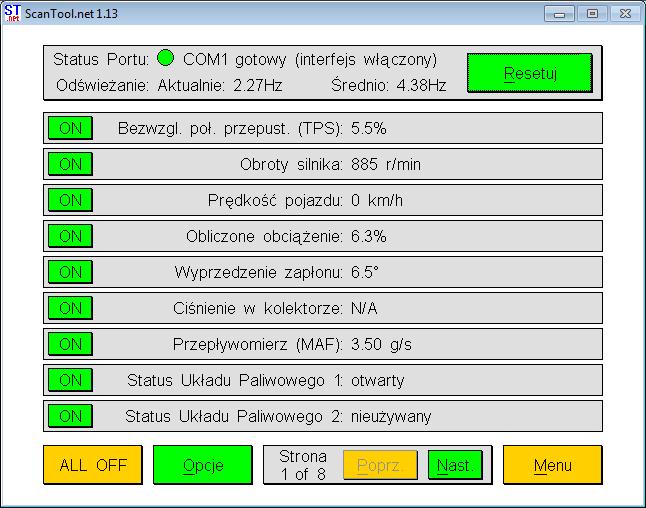 Corsa C 1.2 - bardzo wysokie spalanie w mie�cie