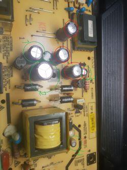 Samsung Sync Master 943NW - Monitor nie uruchamia się