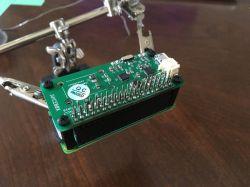 Bateryjne zasilanie Raspberry Pi Zero z JuiceBox Zero