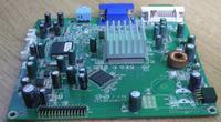 LCD Belinea 102035W - pojawiające się linie, pasy i kolory