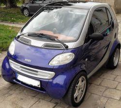 [Sprzedam] Smart Fortwo 600 turbo