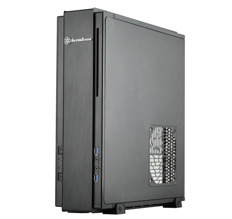 SilverStone SST-ML07B - obudowa Mini-ITX typu desktop dla HTPC