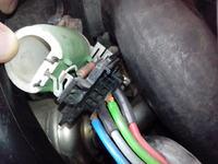Opel Meriva 1.7 CDTI - Brak 1 biegu wentylatora klimatyzacji