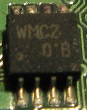 EEPROM TC9WMC2 - kilka pytań