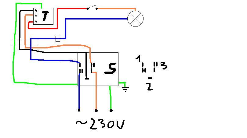 Polar CZN236 - Podpi�cie termostatu