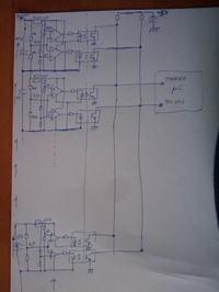 Pomiar poszczególnych modułów w baterii 300V