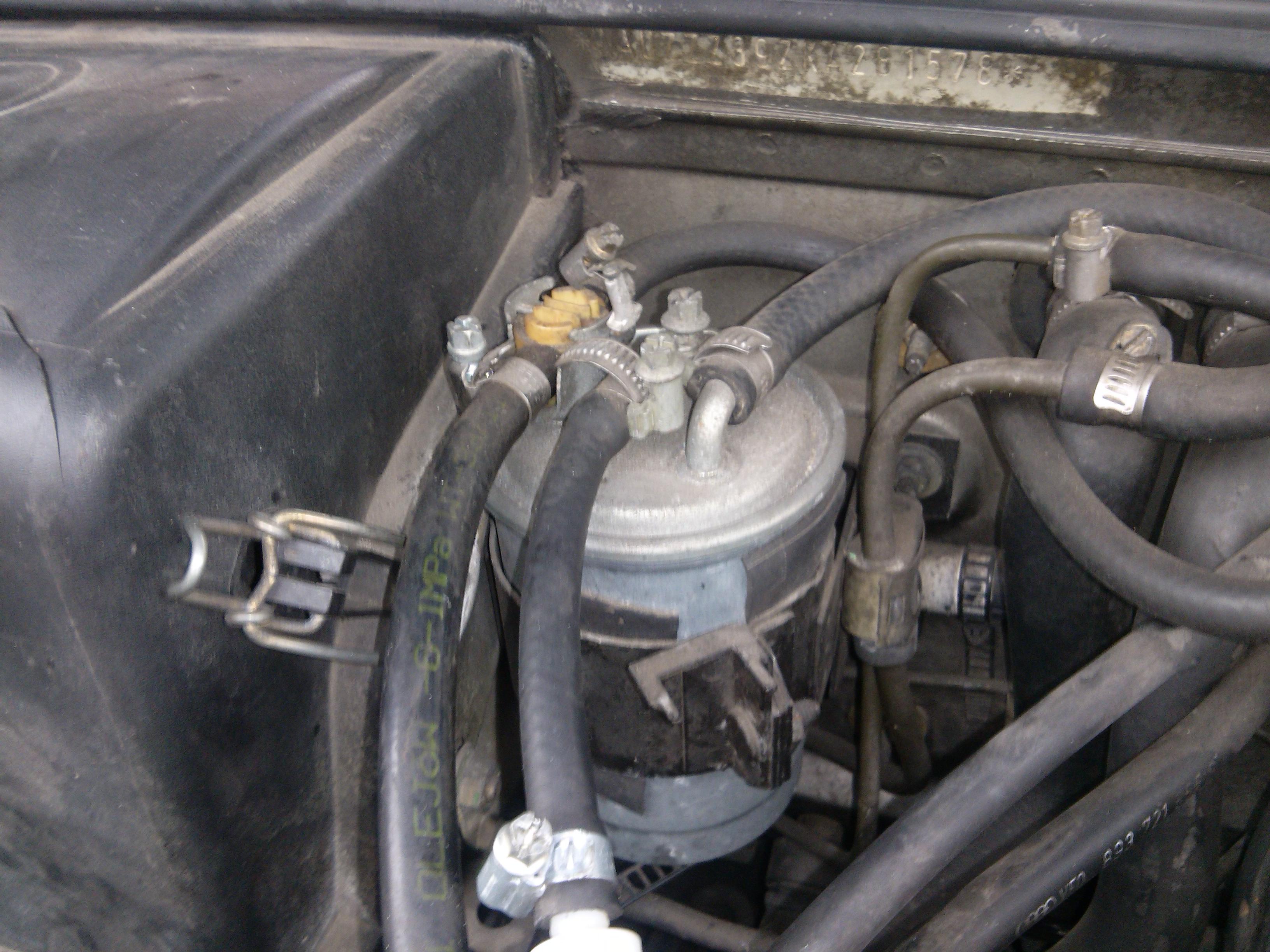 Filtr Paliwa Audi 80 B3 16 Td 80 Km Elektrodapl