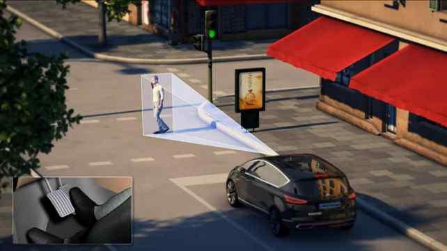 Ford testuje technologi�, kt�ra pozwoli unikn�� wypadk�w