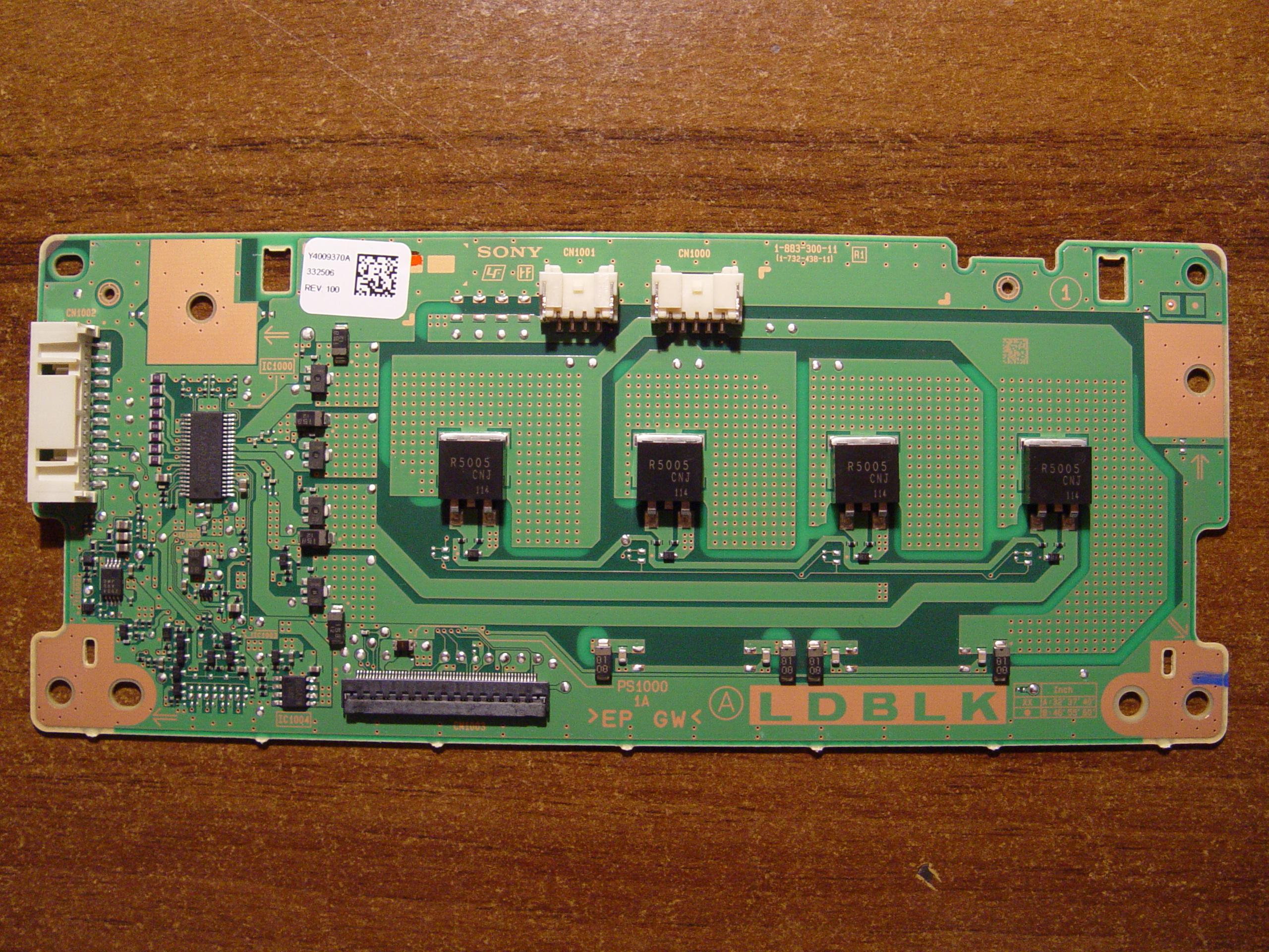 [Sprzedam] Modu� inwertera sterownika LED LDBLK do Sony EX720