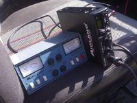 Strojenie anteny SIRIO ML 145 z CB ALAN 100 plus.