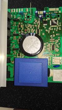 Pralka AEG Lavamat 72850A - w trybie serwisowym pokazuje mi błąd E66