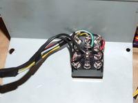 Elektryczne rolety z silnika od wycieraczek
