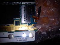 Samsung Wave II - GT-S8530 Skaczący, Wariujący obraz / ekran