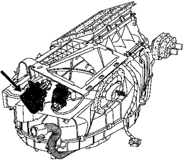 Renault Laguna II 1,8l 2002r. - ogrzewanie nie działa