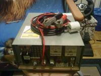 Prostownik 12V do akumulatorów samochodowych i nie tylko.