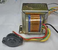 Marantz SR810 - Jak pod��czy� trafo zasilaj�ce tego amplitunera ?