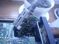 Blaupunk Audi Beta CC - potencjometr czy jest uszkodzony