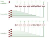 Płytka przekaźnikowa sterowana poprzez I2C