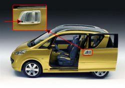 Peugeot 1007 - rozładowany akumulator, jak otworzyć drzwi?