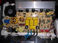 CANDY PVI 640 C - Naprawa nieprawid�owo pod��czonej p�yty indukcyjnej