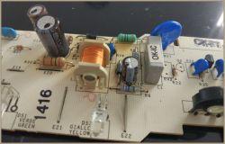 Ariston MBA 3832V - moduł sterujący