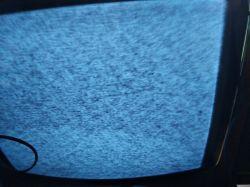 Telewizor Ametyst słabo świeci kineskop, brak szumu.