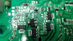 Siemens SF64T351EU/30 Wymiana triaka w zmywarce