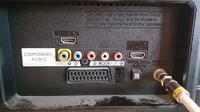LG 32ln5400 - podłączenie słuchawek mini jack do TV
