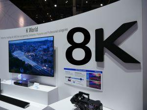 Samsung zadebiutuje na CES 2018 z telewizorami 8K.