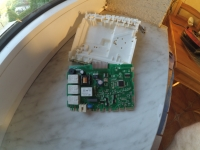 Bosch SRV53M13EU - panel zmywarki nie reaguje