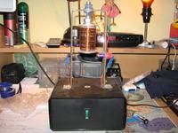 Projekt lewitatora magnetycznego.