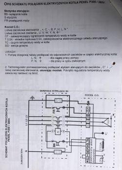 problem z podłączeniem kotła elektrycznego