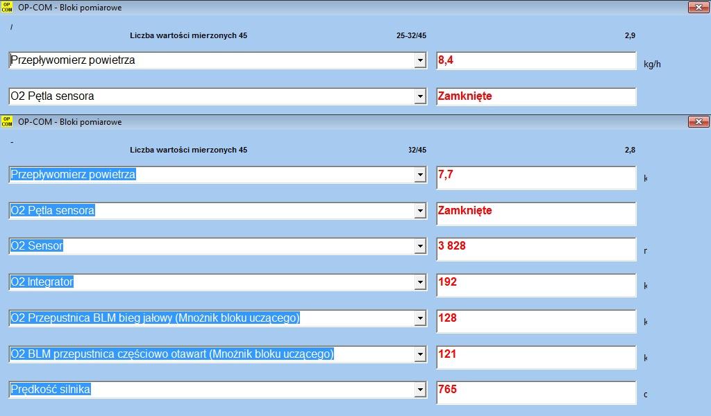 Opel Astra G X18XE1 Simtec 70 - Lambda, b�ad P0130, uszkodzony sterownik ?