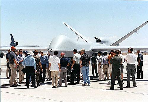 Koniec dostaw samolotów bezzałogowych Predator w 2011 roku