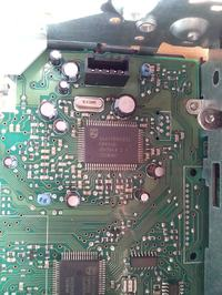 Philips 22RC465/35 - Wejście liniowe AUX IN zamiast kasety
