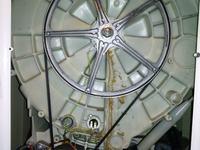 Hoover AL130 PL - Wymiana łożyska?