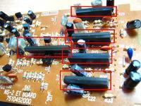 Zamienniki DIY układu M5207L01 i innych do bramki BOSS NS-2