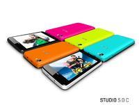 "Blu Studio 5.0 C - niedrogi smartphone z 5"" ekranem i Androidem 4.4"