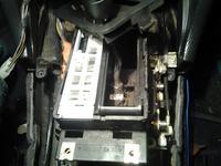 Mercedes E220 96r. 2.2 D światła wstecznego nie działają