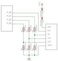 Proc ATmega16 + karta SD lub MMC