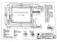 Wyświetlacz TFT STN z sterownikiem LH1562