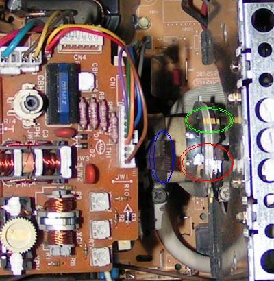 Dell P790 (Nokia 447za+) ustawienia jakości obrazu(rozmycie)