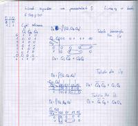 Cyfrówka i licznik synchroniczny na przerzutnikach typu D