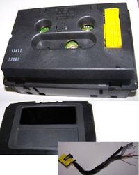 Wyświetlacz w OPLU i BLAUPUNKT CAR300(D)