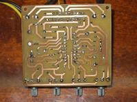 Wzmacniacz 2 x 22 W TDA1554Q + LM1036
