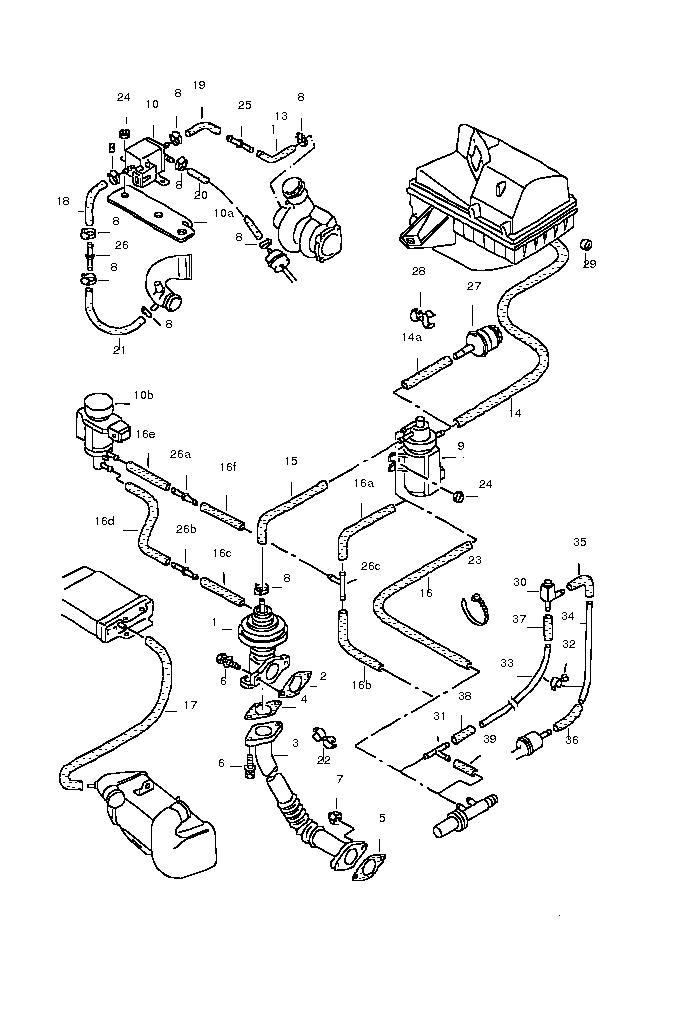 w u0119 u017cyki podcisnienia t4 transporter 2 5 tdi 2003 rok